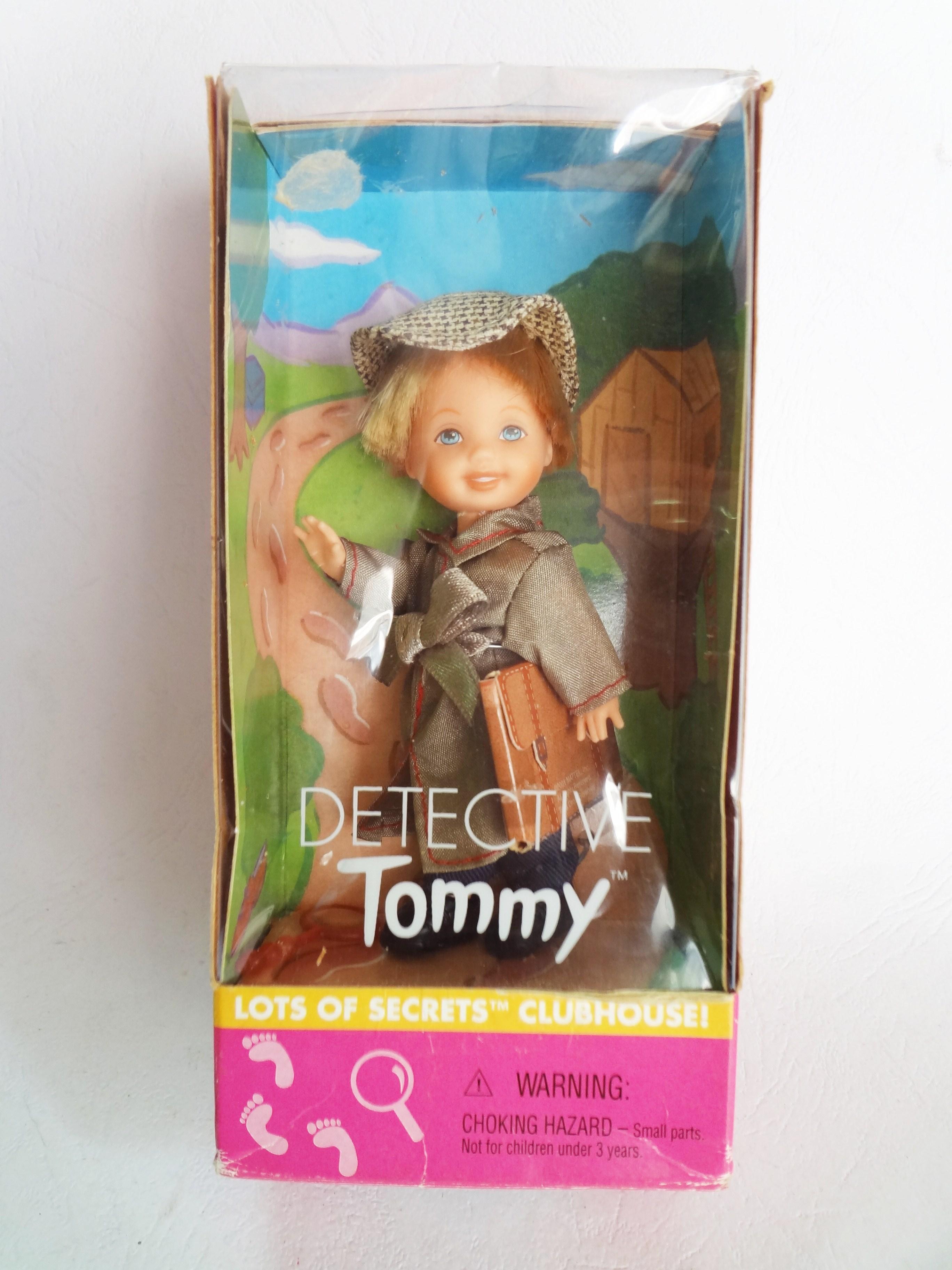 ตุ๊กตา Kelly Club-Detective Tommy