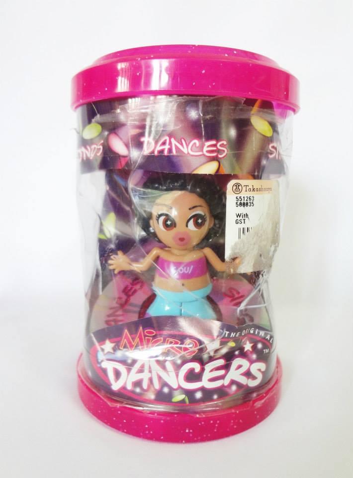 Micro Dancers : Bayonce TOMY