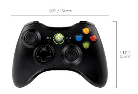 Microsoft Xbox 360 Controller Wireless