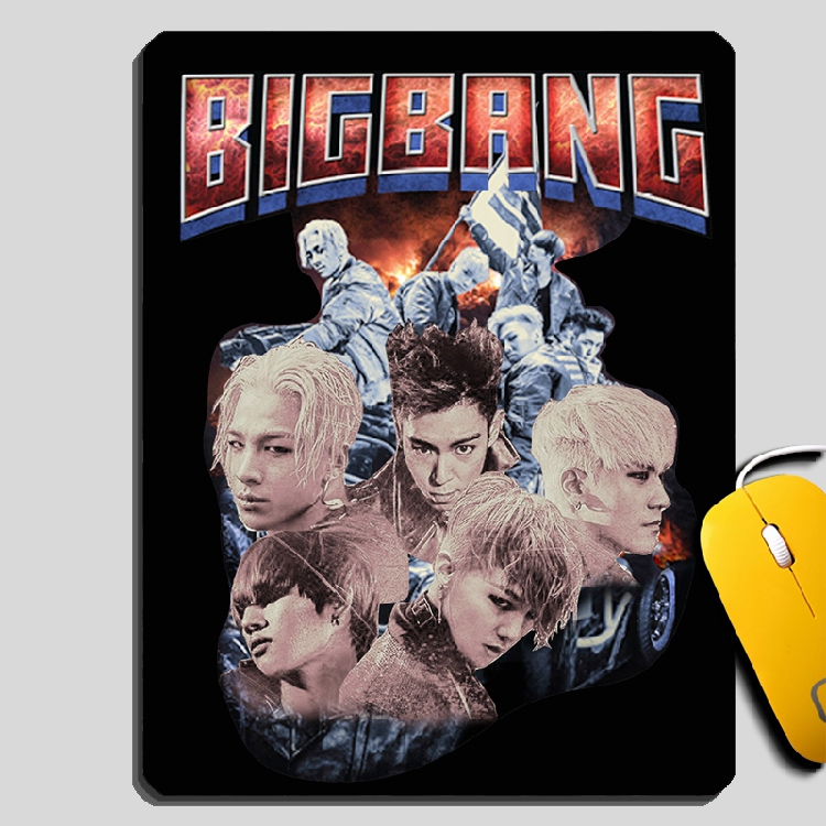 แผ่นรองเมาส์ Bigbang made final