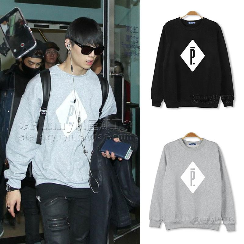 Sweater P. JB GOT7 -ระบุไซต์/สี-