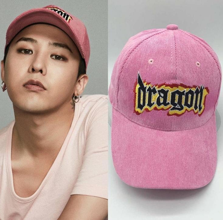 หมวก DRAGON แบบ G-DRAGN X8's PINK