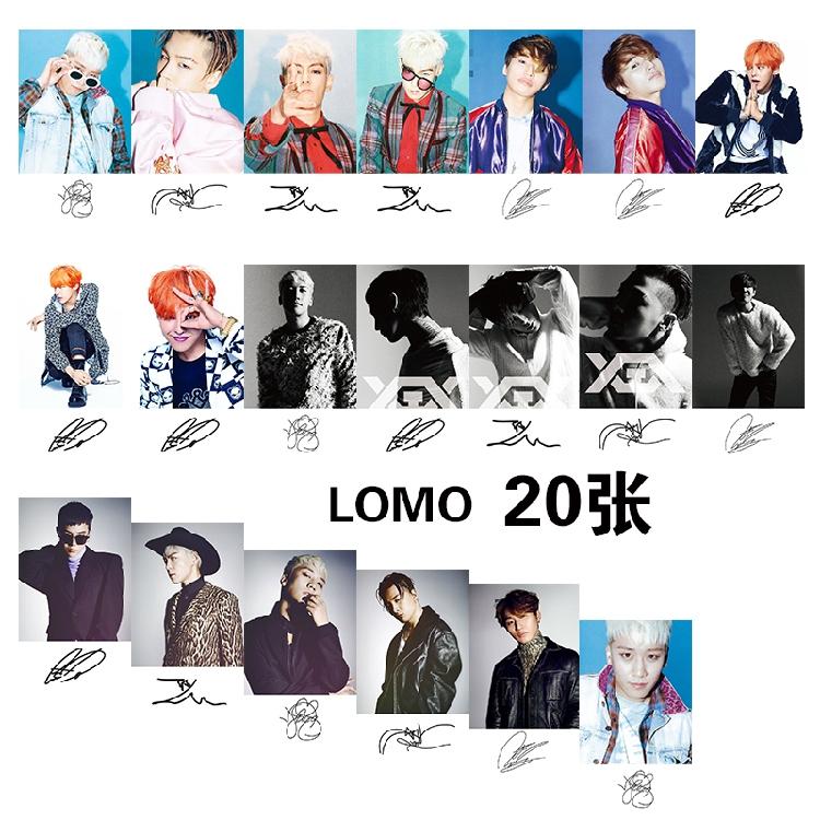 LOMO BIGBANG LM189 (20pc)
