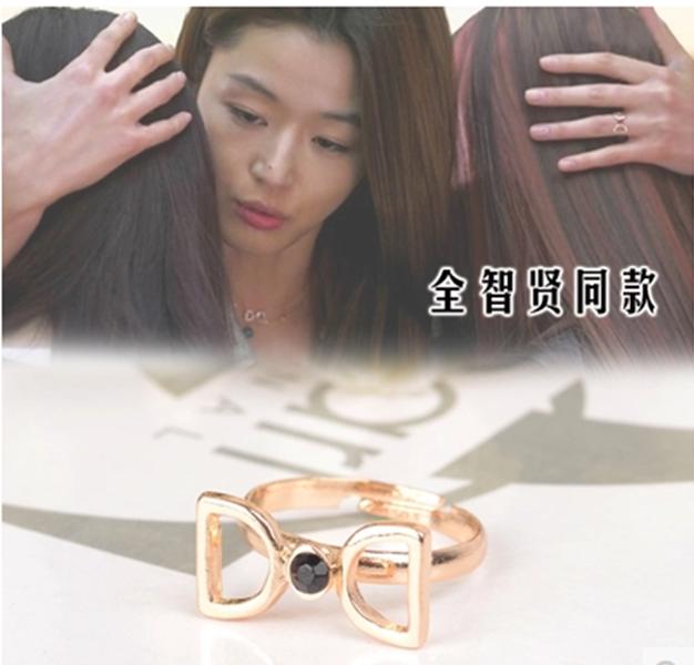 แหวนโบว์ จากซีรีย์ดัง