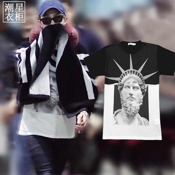 เสื้อยืด Grahpic Sty.G-Dragon -ระบุไซต์-