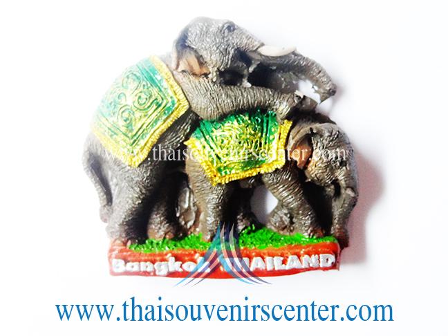 ที่ติดตู้เย็น ช้างไทย แบบ 83
