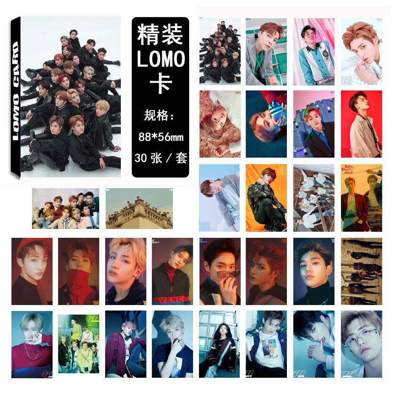 Lomo card set NCT 2018 (30pc)