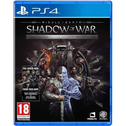 PS4 : Middle-Earth:Shadow of War Sliver Edition (R3)