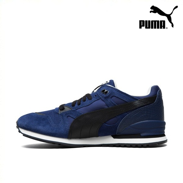 *Pre Order* PUMA Hummer men and women with color matching casual shoes Duplex Colorblock 363769