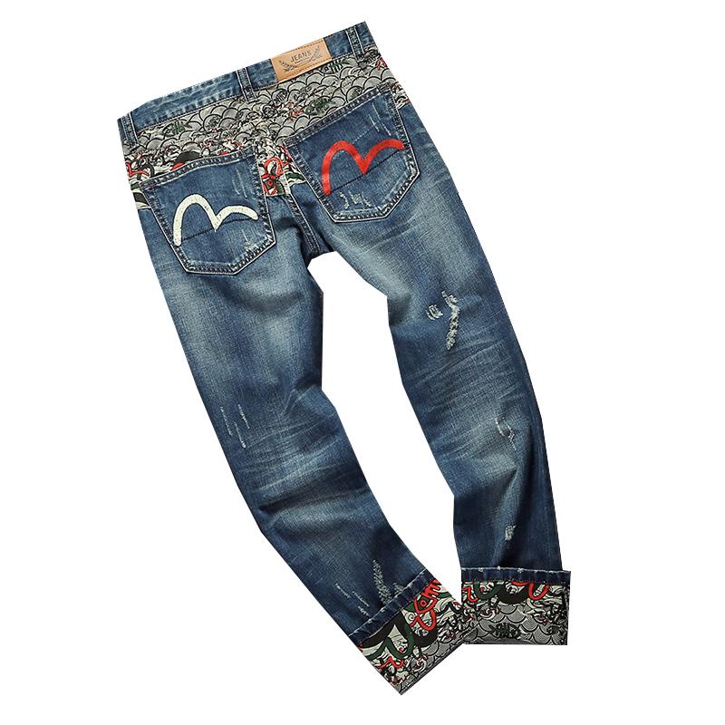 *Pre Order*BAOYAN กางเกงยีนส์ทรงกระบอก/แฟชั่นชายญี่ปุน size 29-46