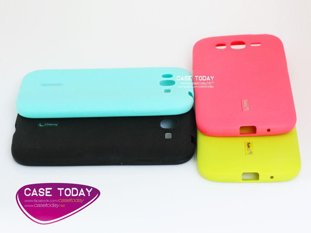 เคส Note2 Soft Case จาก Cherry TPU แบบนิ่มพร้อมฟิล์มกันรอย