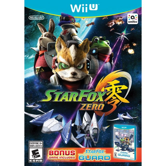 Wii U : Star Fox Zero (US)