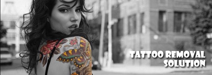 น้ำยาลบรอยสัก Tattoo-OFF สูตรพิเศษจากอเมริกา คุณภาพสูง เห็นผลในครั้งแรกที่ใช้