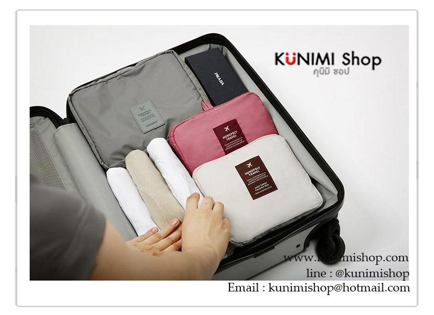 กระเป๋าเดินทาง ผ้าไนล่อน ขนาดใหญ่ สามารถพับเก็บได้เมื่อไม่ใช้งาน ใช้ จัดเก็บสิ่งของ พกพาเดินทาง ท่องเที่ยว สะดวก เป็นกระเป๋าสำรองเดินทาง ดีไซน์สวย เรียบหรู ใส่ของได้เยอะจุใจคะ ด้านหลังมีช่องสอดแกนกระเป๋า สะดวก โดยไม่ต้องถือให้เมื่อยมือคะ มี 4 สี : สีชมพูอมแดง , สีเทา , สีฟ้า , สีกรมท่า