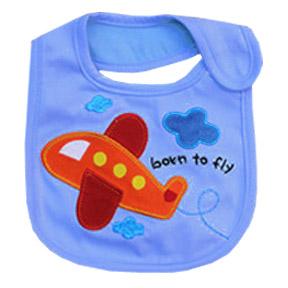 ผ้ากันเปื้อน ผ้ากันน้ำลายเด็ก ลายการ์ตุน น่ารัก ติดแบบแทบตีนตุ๊กแก เนื้อผ้าอ่อนนุ่ม เย็บ 3 ชั้น ชั้นกลางเป็นวัสดุกันน้ำ จึงไม่ซึมเปื้อนเสื้อผ้า ผ้าปักลายสวย อย่างดี ขนาด : กว้าง 19 สูง 31 (อายุ 0-2 ปี) วัสดุ : ผ้าฝ้าย