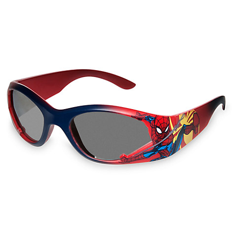 Spider-Man Sunglasses for Kids from Disney USA ของแท้100% นำเข้า จากอเมริกา