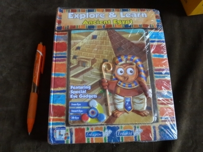 Explore &learn Ancient Egypt