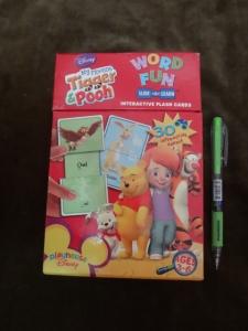 Word fun slide & learn My friends tigger& pooh