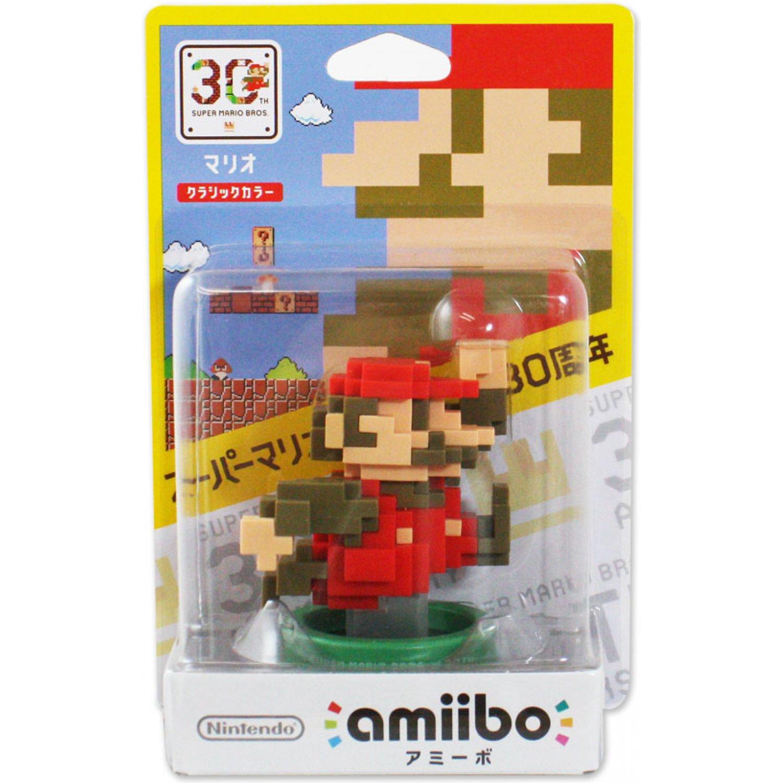 Amiibo Super Mario Bros. 30TH (Classic Color)