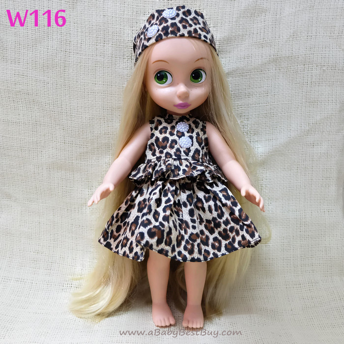 W116 เสื้อผ้าตุ๊กตา- Disney Animators' Collection Doll - 16'' (พร้อมส่ง)