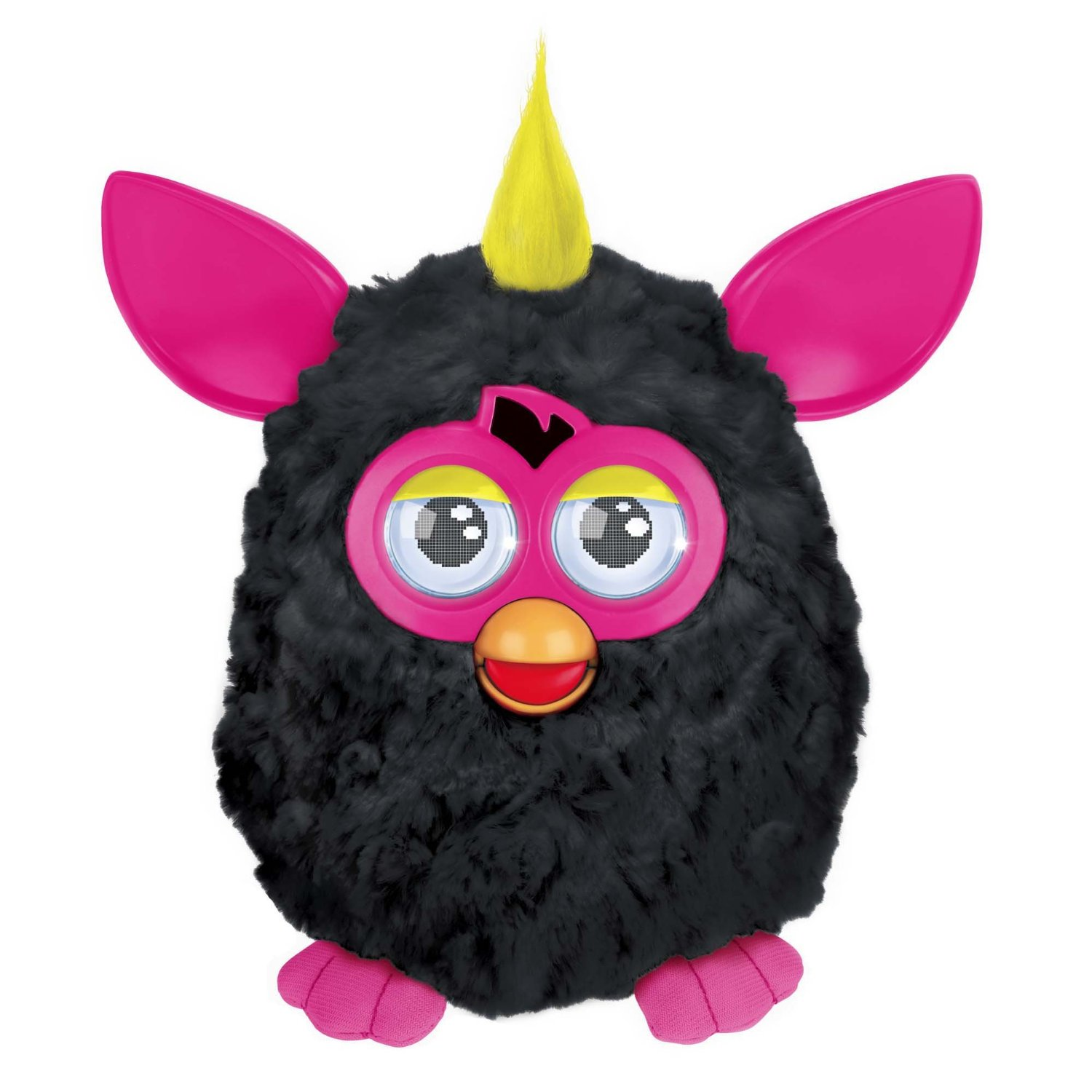 ZFB013 Furby Punky Pink
