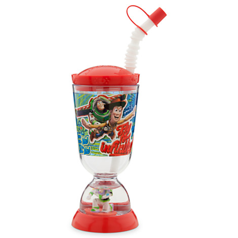 z Toy Story Snowglobe Tumbler with Straw