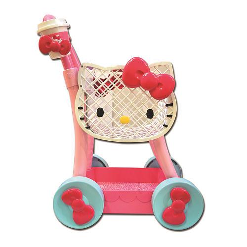z Hello Kitty Shopping Cart