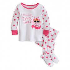 Miss Piggy PJ Pal for Baby (size: 6-12M)