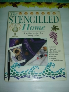 the stenciled home