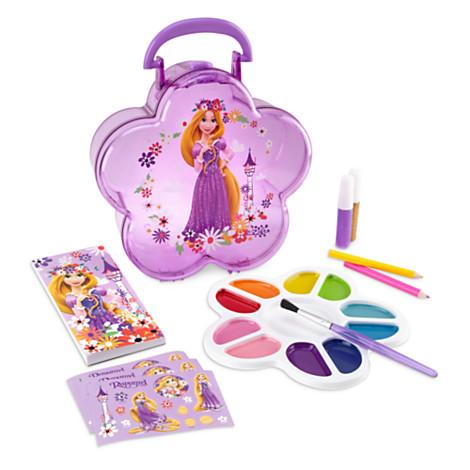 z Rapunzel Creativity Paint Set