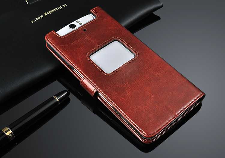 OPPO N1 - Leather Case [Pre-Order]