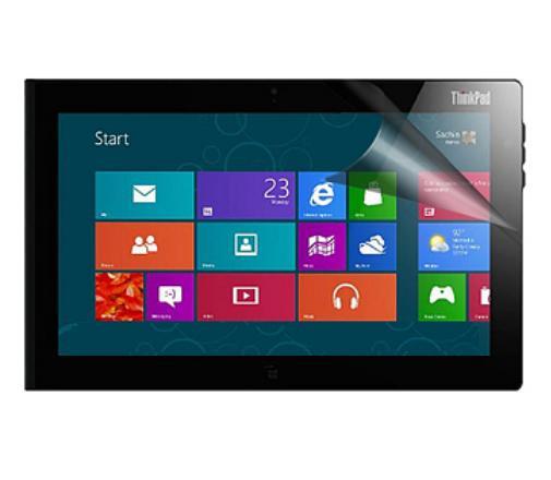 """ฟิล์มกันรอย Lenovo ThinkPad Tab 2 10.1"""" Matte Anti Glare Clear ป้องกันแสงสะท้อนหน้าจอ"""