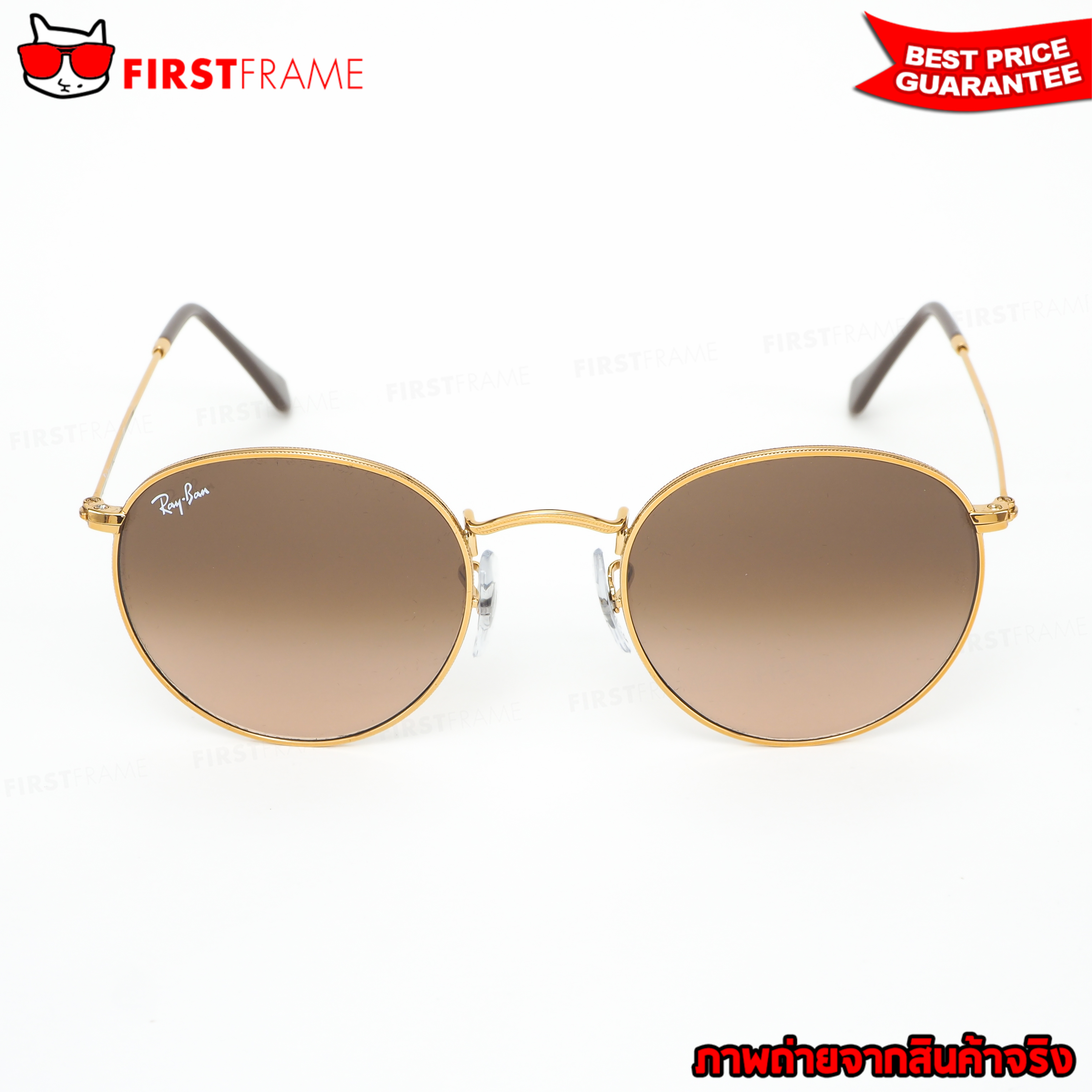 RayBan RB3447 9001A5 ROUND METAL 2
