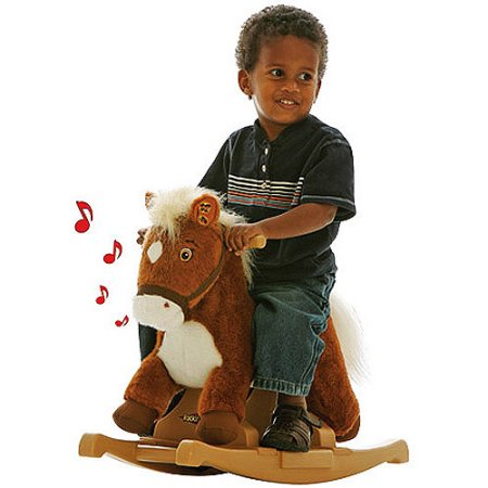 Rocking Rider Brown Pony ม้าโยก