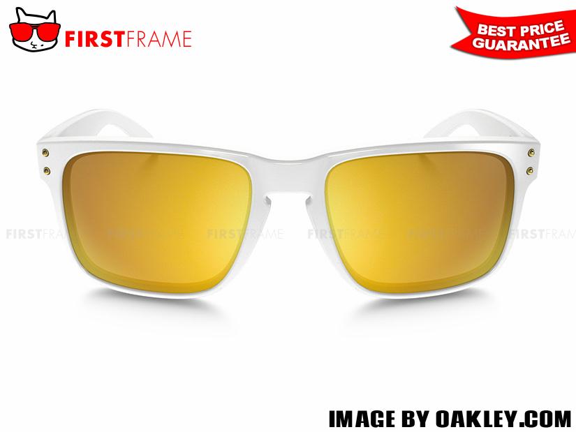 แว่นกันแดด OAKLEY OO9244-14 HOLBROOK (ASIA FIT) 2