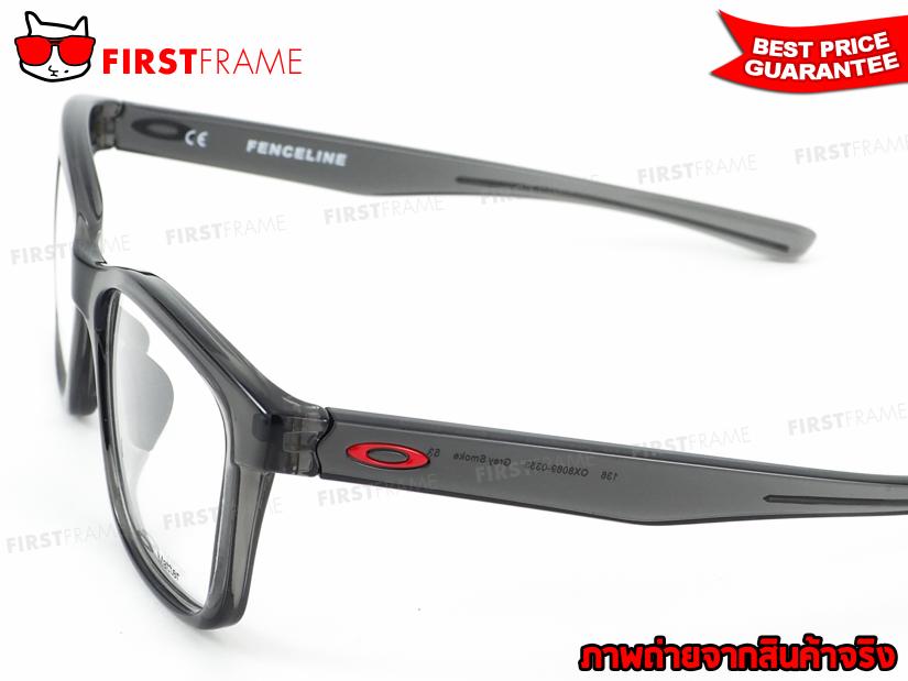 แว่นสายตา OAKLEY OX8069-03 FENCELINE 4