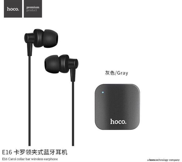 Hoco E16 Stereo Bluetooth Headset แบบแยกสาย