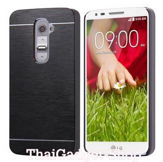 (พร้อมส่ง) เคส LG G3 D855 D850 ฝาครอบหลังวัสดุอลูนิเนียม ตรงรุ่น (Aluminum Cover Fashion Hard Metal Plastic Cases for LG G3)