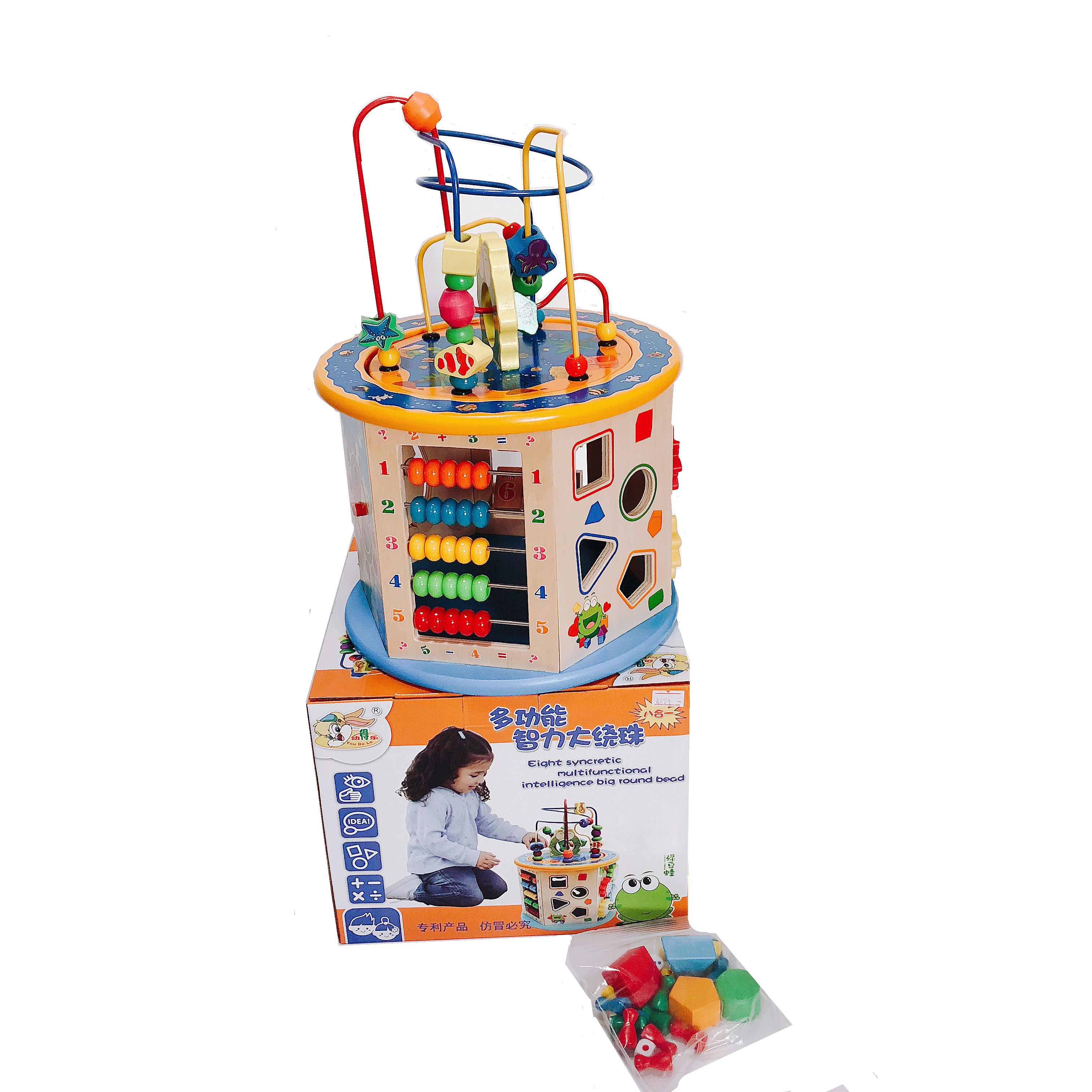 ของเล่นไม้กล่องกิจกกรม (ราคา/ชิ้น)