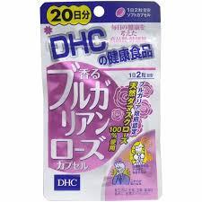 ได้รับการโหวดจากสาวญี่ปุ่นว่าได้ผลเยี่ยมที่สุดค่ะ!!!20 วัน DHC บลูกาเรียน โร้ส ( DHCBulgarianRose ) เพื่อกลิ่นกายหอมดั่งกลีบกุหลาบหอมจากภายใน เพิ่มเสน่ห์ เพิ่มความมั่นใจยิ่งขึ้น