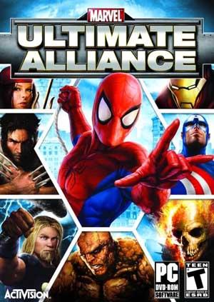 Marvel Ultimate Alliance ( 1 DVD )