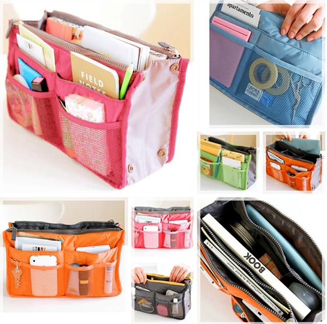 กระเป๋าจัดระเบียบ อเนกประสงค์ ใส่ของใช้ต่างๆ ได้หลากหลายให้เป็นระเบียบ เรียบร้อย