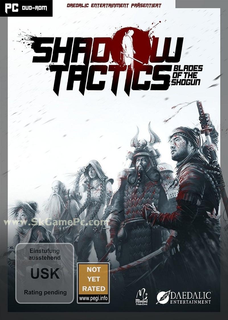 Shadow Tactics Blades of the Shogun ( 1 DVD )