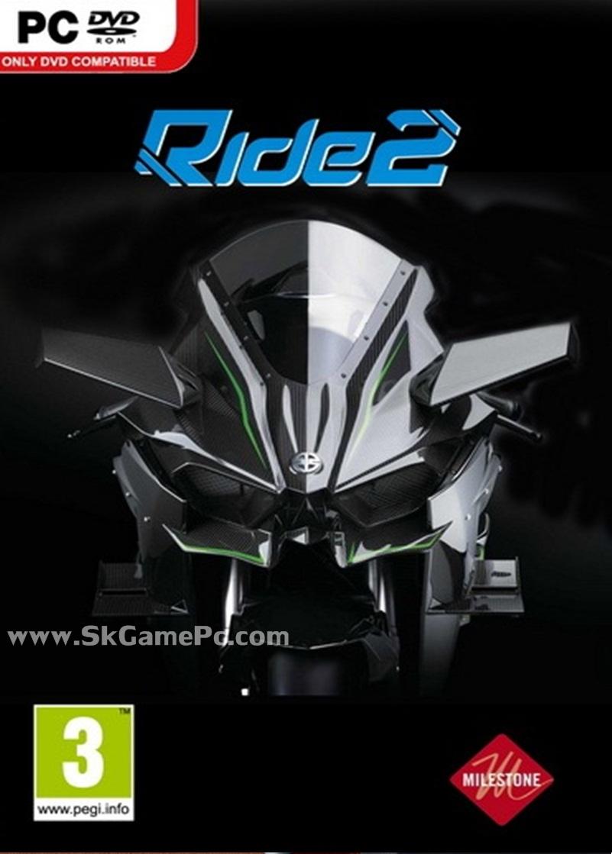 Ride 2 ( 7 DVD )