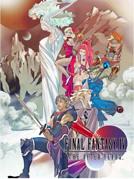 Final Fantasy IV The After Years ( 1 DVD )