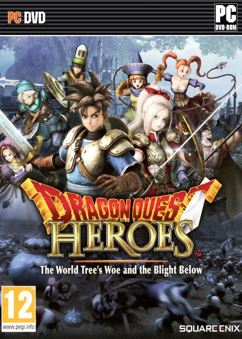 Dragon Quest Heroes Slime Edition ( 5 DVD )