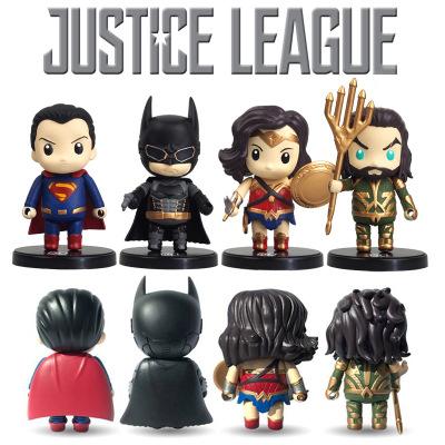 โมเดล Justice league DC (มีให้เลือก 4 แบบ)