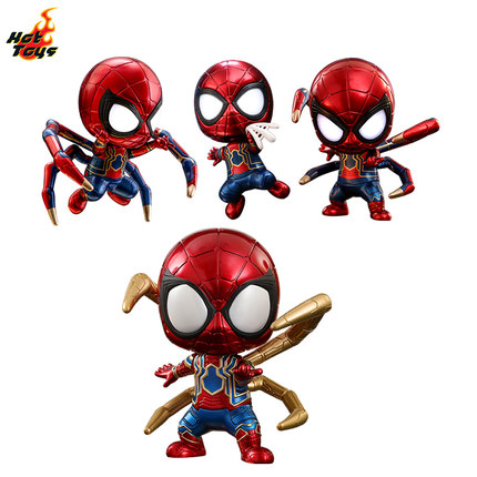 HotToys Spiderman COSBABY (ลิขสิทธิ์แท้)
