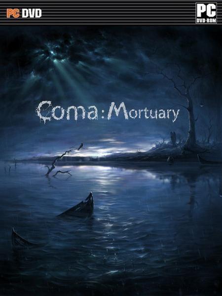 Coma Mortuary ( 1 DVD )