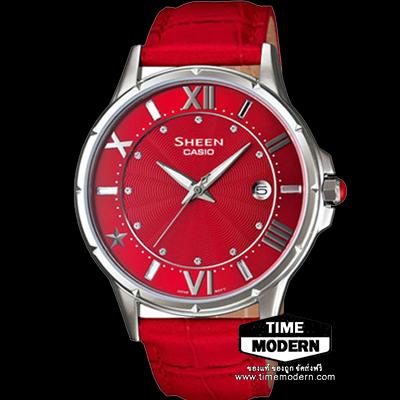 นาฬิกา Casio Sheen 3-hand analog รุ่น SHE-4024L-4ADR